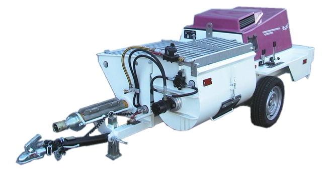 Projection enduit monocouche for Machine carrelage monocouche